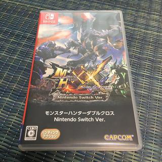 カプコン(CAPCOM)のモンスターハンターダブルクロス Nintendo Switch Ver.(家庭用ゲームソフト)