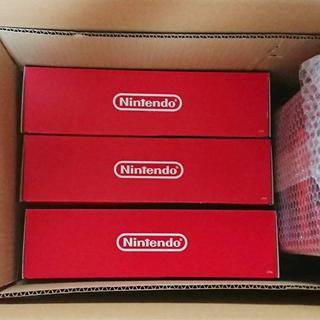 ニンテンドースイッチ(Nintendo Switch)の新型 Nintendo Switch ニンテンドースイッチ ネオン6台内1台箱傷(家庭用ゲーム機本体)