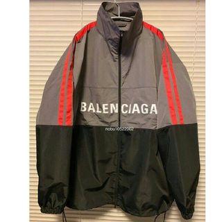 バレンシアガ(Balenciaga)のバレンシアガ トラックジャケット(ナイロンジャケット)