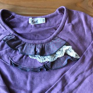 ベベノイユ(BEBE Noeil)のNOEIL トップス (Tシャツ/カットソー)