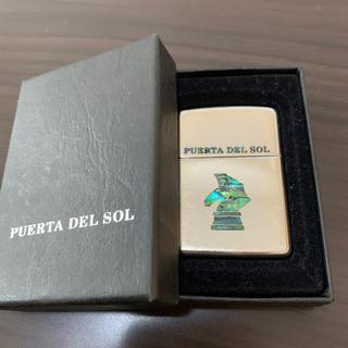 プエルタデルソル(PUERTA DEL SOL)のプエルタデルソル ジッポ 100個限定品[07番](タバコグッズ)