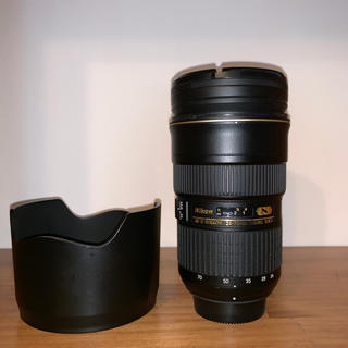 Nikon - Nikon  AF-S NIKKOR 24-70mm f2.8G ED