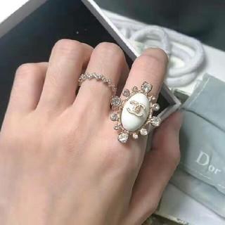 シャネル(CHANEL)のChanel指輪(リング(指輪))