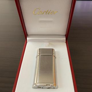 カルティエ(Cartier)のカルティエ ライター(タバコグッズ)