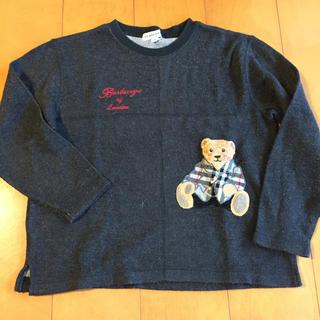 バーバリー(BURBERRY)のバーバリー  トレーナー セーター 130(ニット)