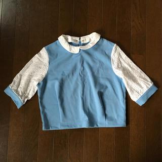 フィント(F i.n.t)のトップス(シャツ/ブラウス(半袖/袖なし))