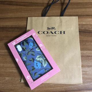 コーチ(COACH)の新品未開封✨COACH✨IPHONE X/XS ケース (iPhoneケース)