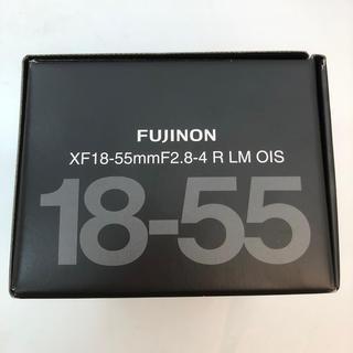 富士フイルム - 新品同様 FUJIFILM XF18-55mm F2.8-4R LM OIS