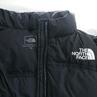 THE NORTH FACE - THE NORTH FACE 110㎝ ダウンジャケット ヌプシジャケット