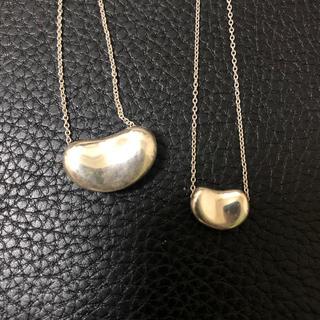 Tiffany & Co. - ティファニー 特大 ビーンズ 小 ネックレス セット