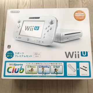 Wii U - wiiu プレミアムスポーツセット+スプラトゥーンソフト付き