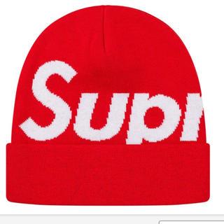 Supreme - supreme19FW / week7  Big Logo Beanie
