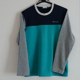 コロンビア(Columbia)のトレーナー(Tシャツ/カットソー(七分/長袖))