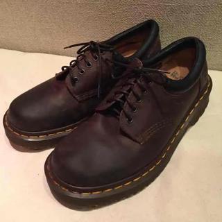flower - マーチン 革靴