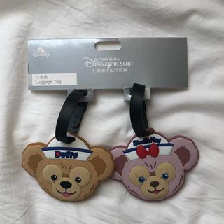 Disney - ダッフィー シェリーメイ 荷物タグ
