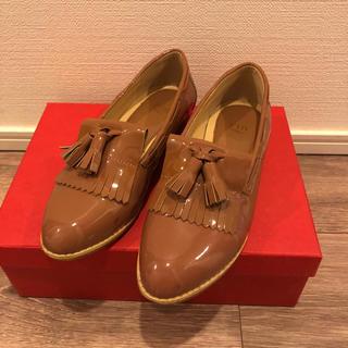 フィン(Fin)のFin 23cm(ローファー/革靴)