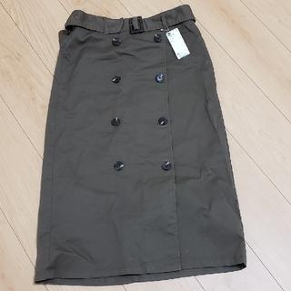 GU - 新品未使用タグつきGU スカート