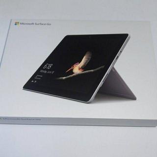マイクロソフト(Microsoft)の未使用品 Microsoft SurfaceGo 10.0型 64GB (タブレット)