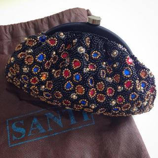 サンティ(SANTI)のSANTI クラッチバッグ(クラッチバッグ)