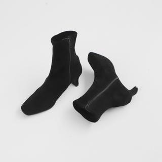ディーホリック(dholic)の韓国サプン Monden ソックス アンクルブーツ (6cm)(ブーツ)