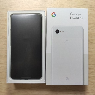 ANDROID - SIMロック解除済み Pixel 3XL