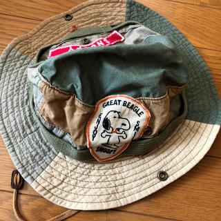 デニムダンガリー(DENIM DUNGAREE)のD.D 52cm(帽子)
