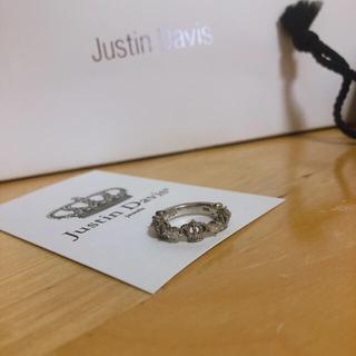 ジャスティンデイビス(Justin Davis)のJustin Davis Grace Ring 7号(リング(指輪))