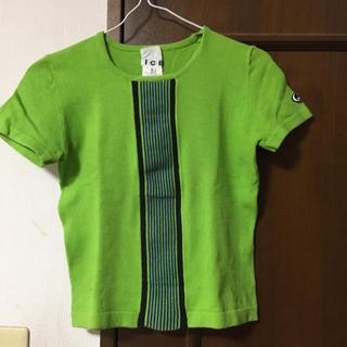アイシービー(ICB)の半袖セーターI(ニット/セーター)