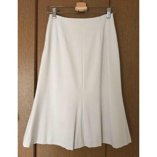 Noble - ポンチ素材 マーメイドスカート