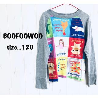 ブーフーウー(BOOFOOWOO)のBOOFOOWOO*ロンT(Tシャツ/カットソー)