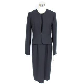 MICHEL KLEIN - 新品 49500円 9号 ミッシェルクラン アンサンブル 卒業式 喪服 スーツ