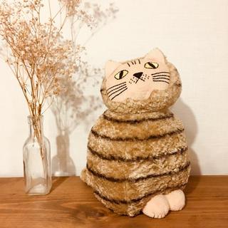 リサラーソン(Lisa Larson)の美品 リサラーソン ネコ ぬいぐるみ(ぬいぐるみ)