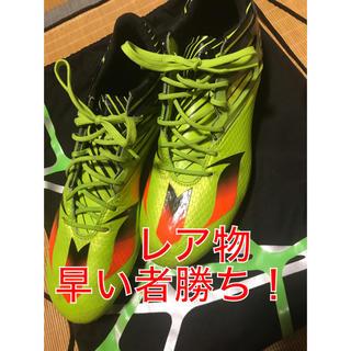 adidas - adidas サッカースパイク F50 adizero  15.1 メッシモデル