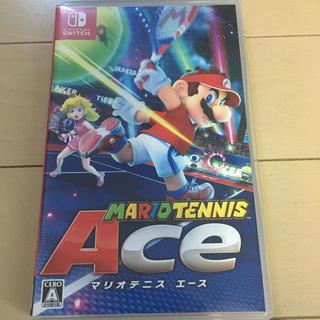 Nintendo Switch - 【送料無料】マリオテニス エース スイッチ ソフト