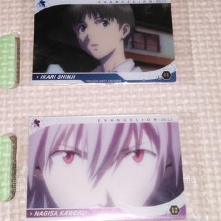 BANDAI - エヴァンゲリオン新劇場版:破  ウエハース トレーディングカード  Chap5