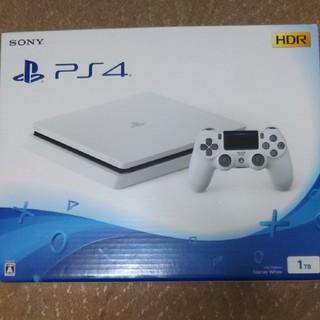 PlayStation4 - PlayStation®4 グレイシャー・ホワイト 1TB CUH-2100B…