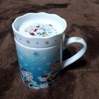 Disney - ディズニー マグカップ シェリーメイ ダッフィー ジェラトーニ シー クリスマス