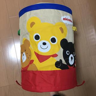 ミキハウス(mikihouse)の未使用 ミキハウス おもちゃ箱(その他)