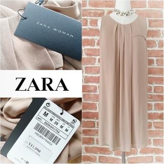 ZARA - 未使用♥️11990円【ZARA WOMAN*ザラ】ノースリーブワンピース