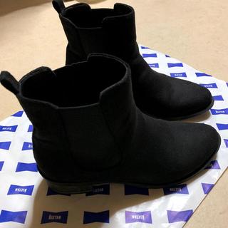 サイドゴア ショートブーツ(ブーツ)