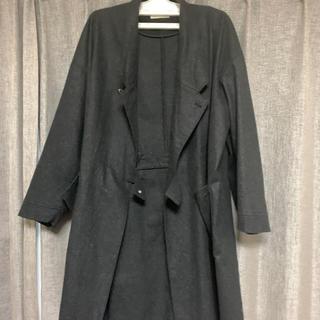 ジエダ(Jieda)のjieda 2016aw over doctor coat(チェスターコート)