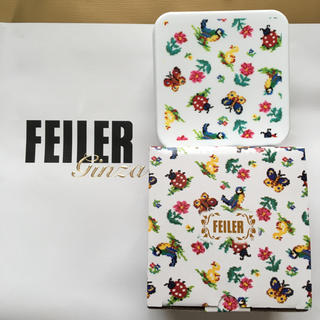 FEILER - フェイラー ノベルティ コンテナケース