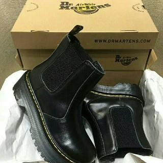 Dr.Martens - 新品UK5ドクターマーチン Dr.Martens  厚底ブーツ 革靴 正規品