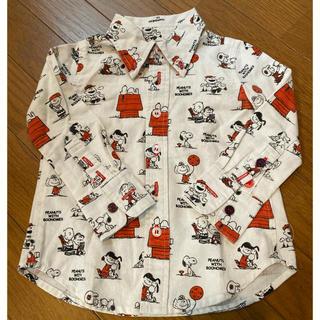 ブーフーウー(BOOFOOWOO)のブーフーウー スヌーピーシャツ (Tシャツ/カットソー)