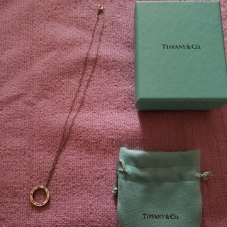 Tiffany & Co. - TIFFANY&CO.リングネックレス❗