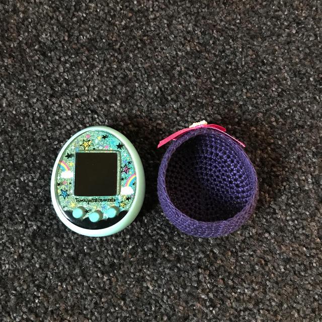 BANDAI(バンダイ)のたまごっちみーつ マジカル グリーン エンタメ/ホビーのゲームソフト/ゲーム機本体(携帯用ゲーム機本体)の商品写真