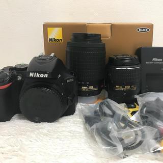 Nikon - NIKON D5500 レンズキット ダブルズーム