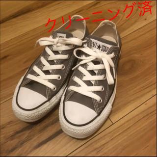 CONVERSE - コンバース 美品 22.5