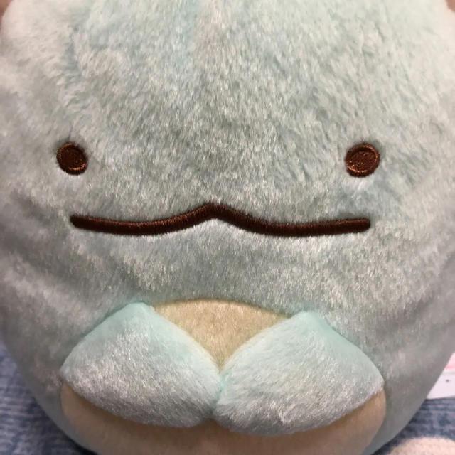 サンエックス(サンエックス)のすみっコぐらしぬいぐるみ エンタメ/ホビーのおもちゃ/ぬいぐるみ(キャラクターグッズ)の商品写真