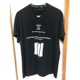 ユリウス(JULIUS)のjulius /nilos Tシャツ 完売品 IKE着用(Tシャツ/カットソー(半袖/袖なし))
